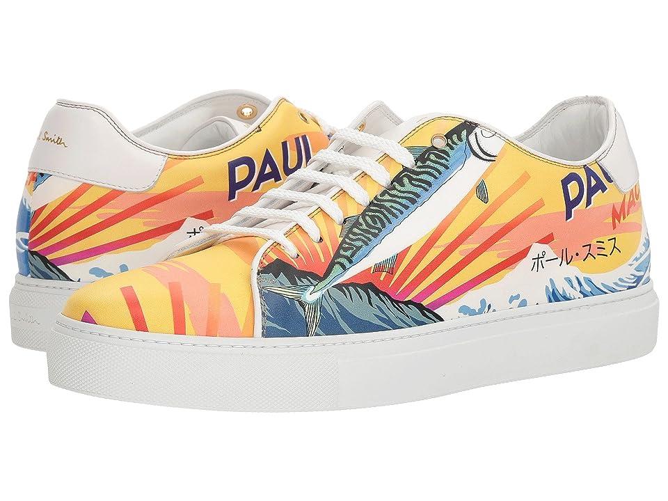 Paul Smith Basso Sneaker (Blue Mackerel) Men