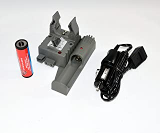Streamlight Strion USB PiggyBack Charger Base 74115 + Spare Battery + DC Cord