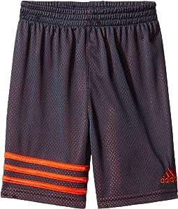 adidas Kids - Defender Impact Shorts (Big Kids)