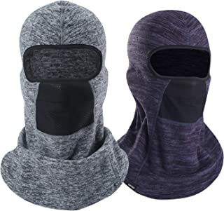 Balaclava Windproof Ski Mask Cold Weather Keep Warm Face Mask for Winter Skiing Motorcycling Ice Fishing for Men