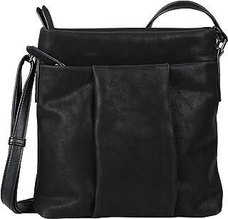Gabor bags PRISKA Damen Umhängetasche M, 24x6x25