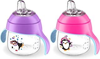 Philips Avent Premium Spout Penguin Cup 7oz - Double,...