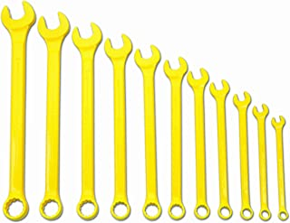 Allied Tools 18051 7 Piece 8-Millimeter to 18-Millimeter Metric Ratcheting Combination Wrench Set