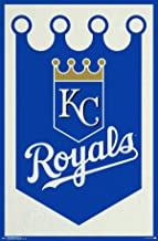 Trends International Kansas City Royals Logo Wall Posters, 22