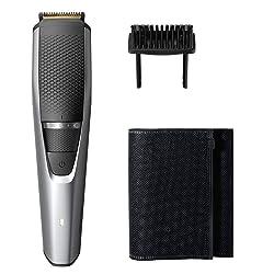Philips BT3221/15 corded & cordless Titanium blade Beard Trimmer - 20 length settings; 90 min run ti