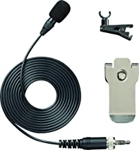 Zoom APF-1 Accessory Pack for F1 Field Recorder, Includes Lavalier Microphone, Windscreen, Mic Clip, and Belt Clip