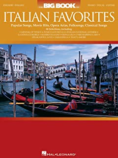 Hal Leonard The Big Book of Italian Favorites