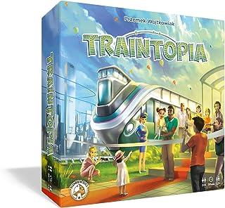 Board and Dice - Traintopia Board Game