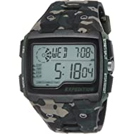 6c502c8e85ea Timex Expedition Grid Shock Digital Display Black Dial Men s Watch -  TW4B02900