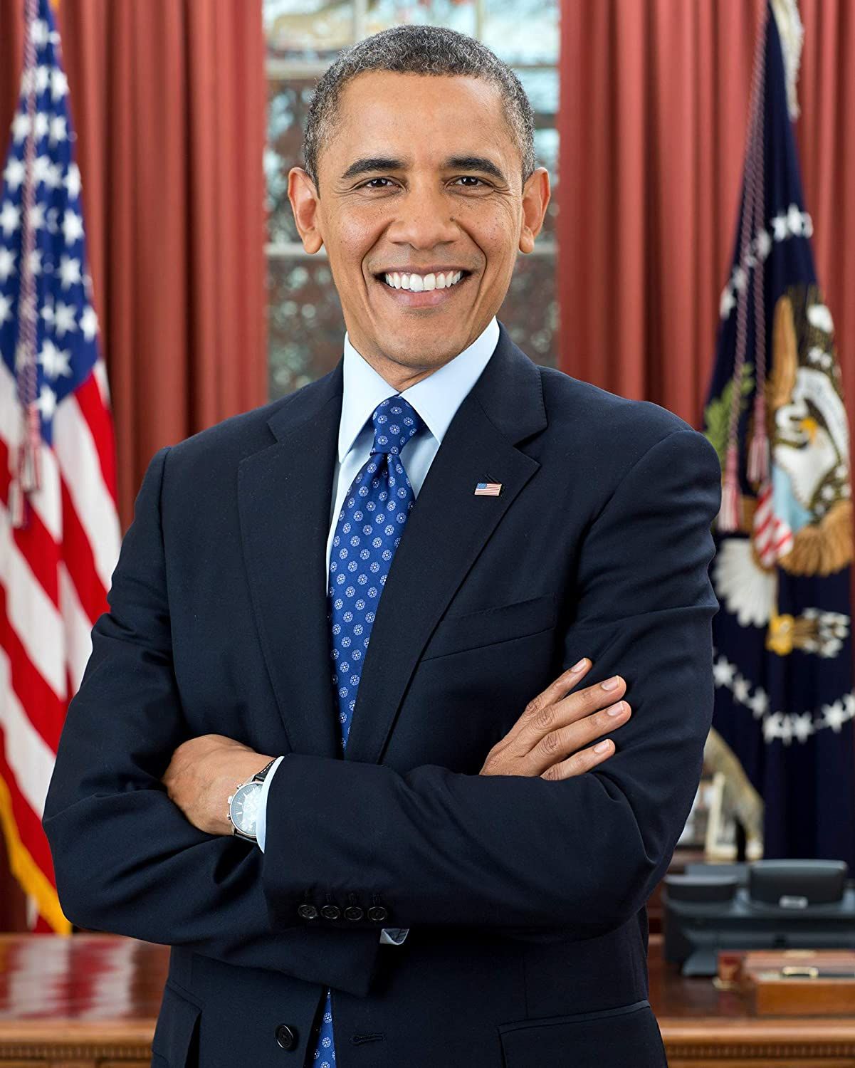 Barack Obama Photograph - Historical 2012 Artwork Pres In a Baltimore Mall popularity US from