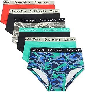 Calvin Klein Boys Underwear 6 Pack Modern Cotton Briefs