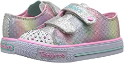 SKECHERS KIDS - Twinkle Toes - Shuffles 10912N Lights (Toddler/Little Kid)