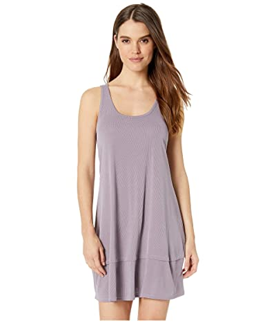 Splendid Scoop Tank Dress (Fig) Women