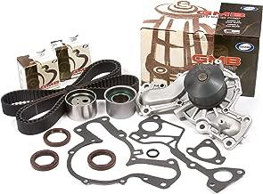Evergreen TBK320WP Fits 01-06 Mitsubishi Montero 3.5L 3.8L 6G74 6G75 Timing Belt Kit GMB Water Pump