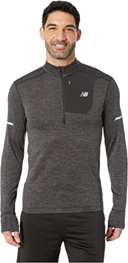 NB Heat 1/4 Zip Top