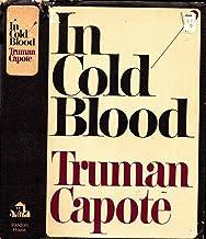 1966 1ST EDITION IN COLD BLOOD TRUMAN CAPOTE TRUE CRIME CLASSIC MOVIE BASIS DJ