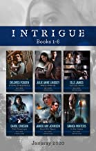 Intrigue Box Set 1-6/A Threat to His Family/Deadly Cover-Up/Tactical Force/Code Conspiracy/Brace for Impact/In His Sights (Longview Ridge Ranch)