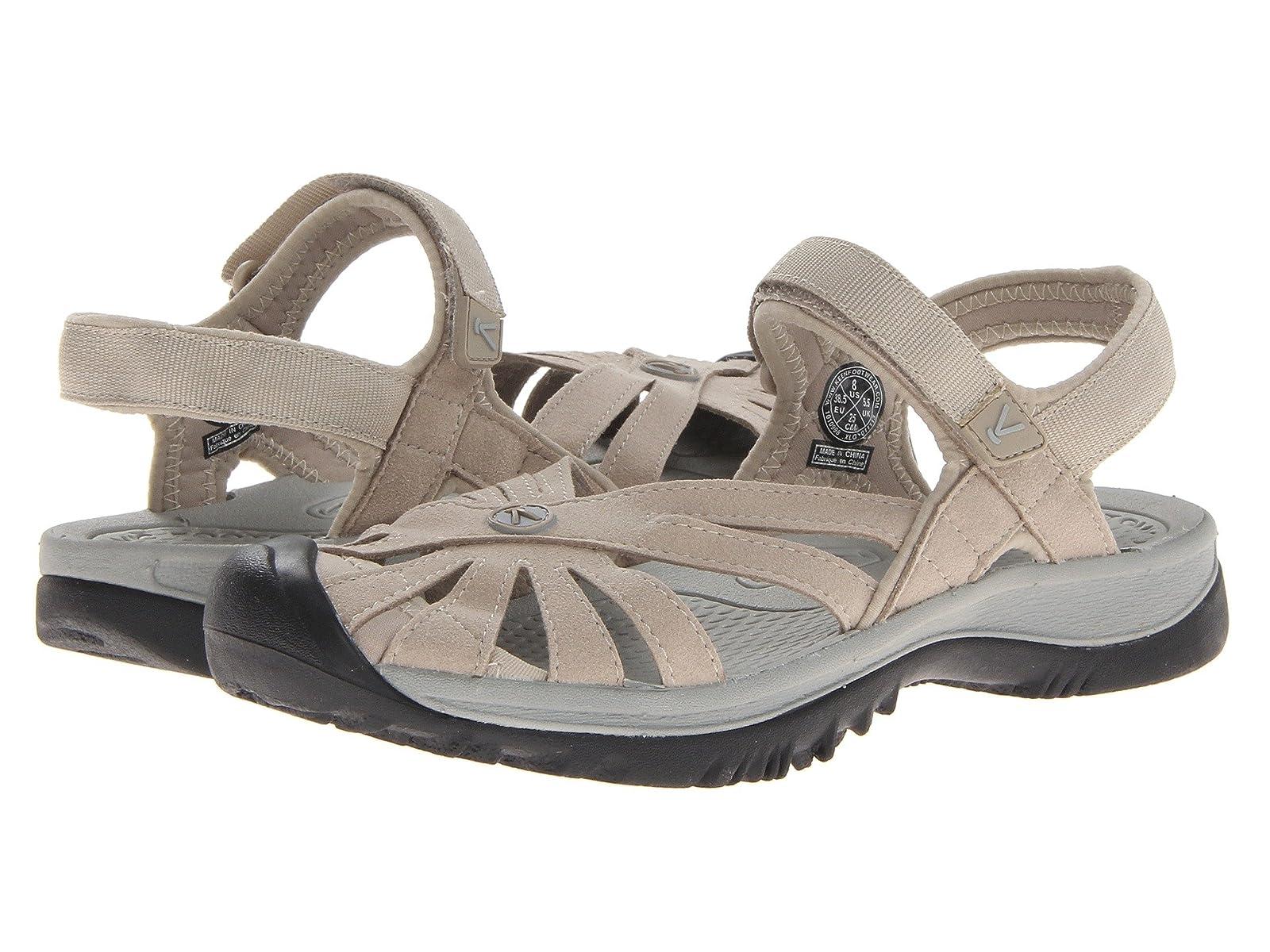 Keen Rose SandalAtmospheric grades have affordable shoes