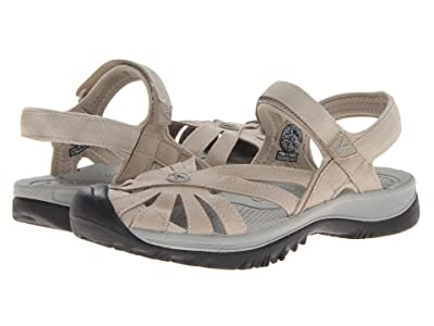 Keen Rose Sandal (Aluminum/Neutral Gray) Women