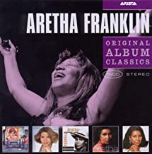Original Album Classics Who'S Z Oomin' Who?/Aretha/What You See Is W Hat You Sweat/A Rose Is Still A Rose /So Damn Happy