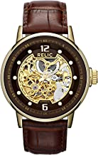 Relic by Fossil Men's Damon Automatic Stainless Steel Dress Watch