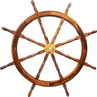 IOTC Massive Captains Ship Wheel 72