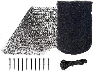 Feitore Deer Fence Netting, 7 x 100 Feet Bird Netting Anti Bird Deer Protection Net Reusable Protective Garden Netting for...