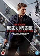 Mission: Impossible - The 6-Movie Collection 2018 | Non-US Format | Region - 2