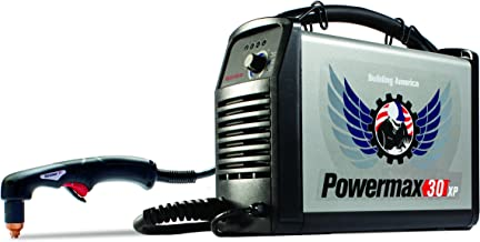 Hypertherm 088079 Powermax30 XP Building America Edition Hand Plasma System with Case and 15-Feet Lead