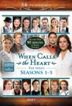 When Calls the Heart - Seasons 1-5 - 56 Episode Set