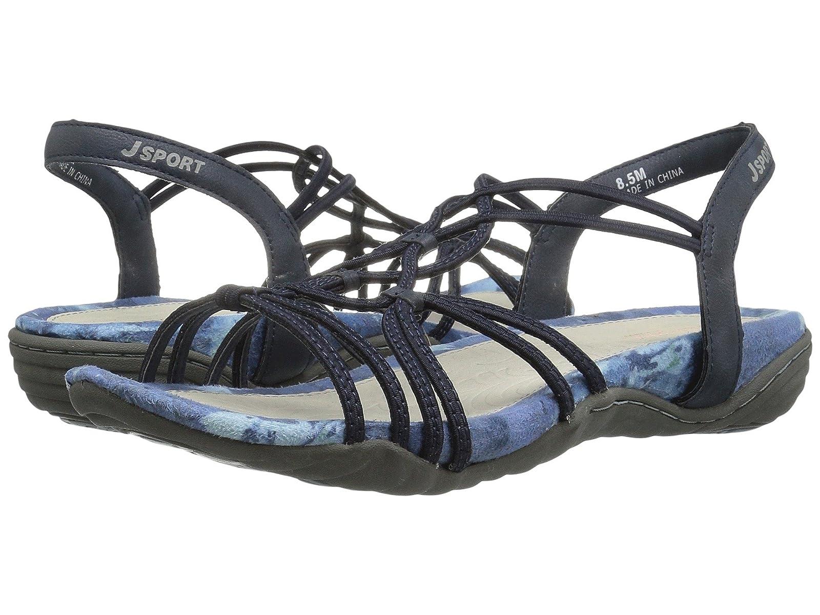 JBU AprilAtmospheric grades have affordable shoes