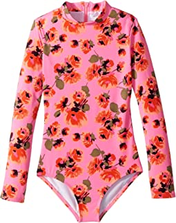 Bella Beach Bodysuit (Little Kids/Big Kids)