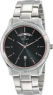 Titan Neo Analog Black Dial Men's Watch NM1767SM02/NN1767SM02