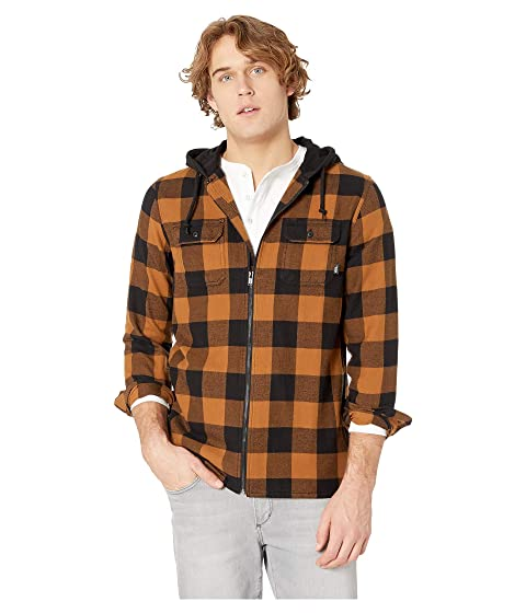 4e4cbe50e8 Vans Kenton Long Sleeve Woven at Zappos.com