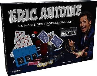 Megagic Premium Coffret DE Magie Eric Antoine, EAD, Noir