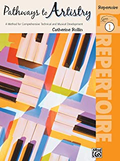 Pathways to Artistry - Repertoire Book 1 (for Piano)