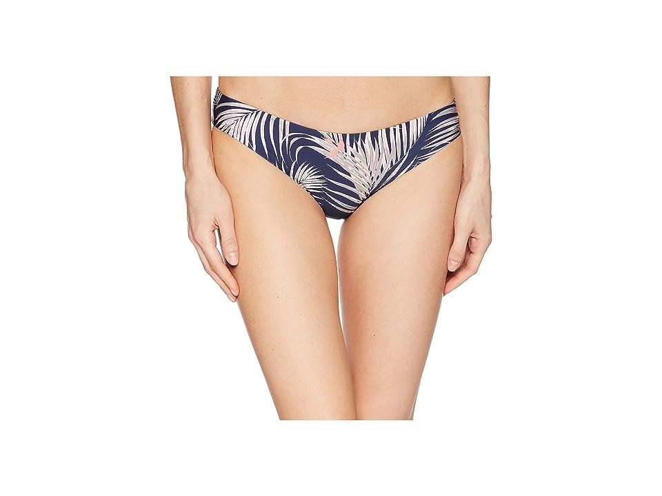 Tavik Ali Moderate Swim Bottom Print (Latona Palm Evening Blue) Women
