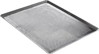 DE BUYER -7367.40 -plaque patissie alu. perf bord p 40x30cm