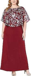 Best capelet dress plus size Reviews