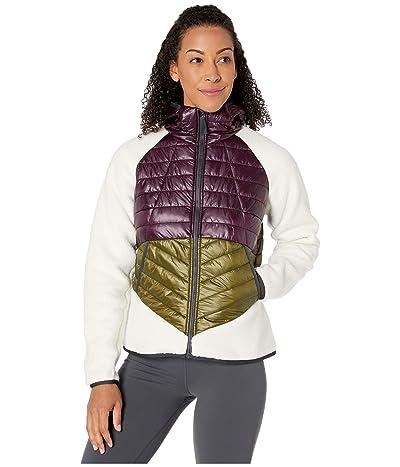 Mountain Hardwear Altiustm Hybrid Hoodie (Darkest Dawn) Women