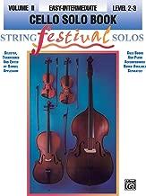 String Festival Solos, Vol 2: Cello Solo