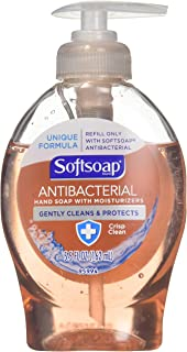 Softsoap Antibacterial Hand Soap with Moisturizers 5.5 Oz