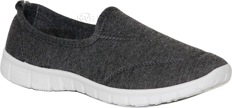 MVE shoes Women's Slip On Fashion Sneakers - Women Comfort shoes