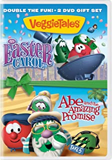 VeggieTales: An Easter Carol / Abe and the Amazing Promise