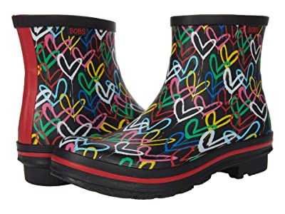 BOBS from SKECHERS Rain Check Raining Love (Black Multi) Women