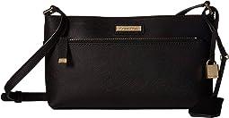 Brooke Saffiano Leather Crossbody