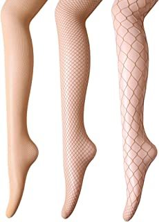 Best cream colored fishnet stockings Reviews