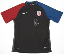 Clint Dempsey USA National Mens Soccer Team, Signed, Autographed, USA Soccer Jersey, a COA with the Proof Photo of Clint Signing Will Be Included