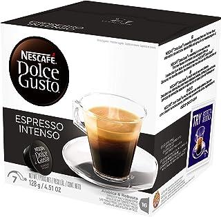 Nescafe - Dolce gusto espresso intenso 16cápsulas