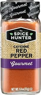 The Spice Hunter Organic Red Pepper (Cayenne), Ground, 1.5 oz. jar